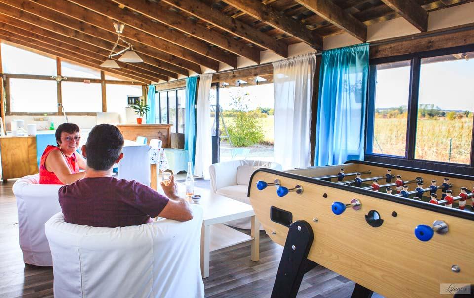 cuisine d'été autonomie faire sa cuisine se détendre la vigneronne senouillac tarn occitanie
