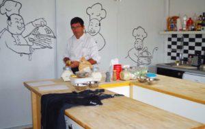 cours de cuisine atelier de cuisine cyril la vigneronne tarn occitanie